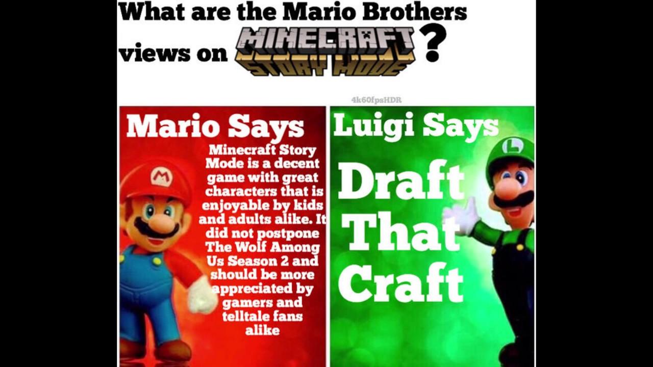 Legacyzero And Amora Read Mario Bros Views Memes Youtube