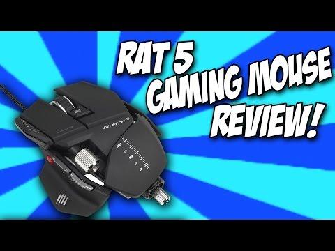 Rat 5 drivers mac
