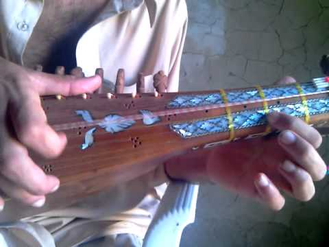 How to play RABAB, learn from Asif - YouTube