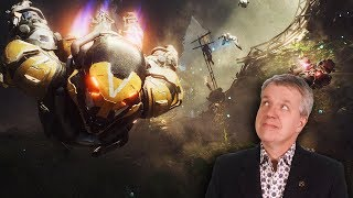 This Week on Xbox: Anthem Interview, Crackdown Tips, Paper Trains