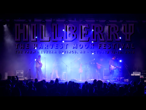 Greensky Bluegrass live at Hillberry Festival 10/14/2016