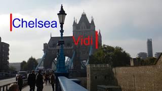 Chelsea - Vidi FC (szurkolàs)