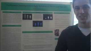 Earthworm Decomposition in Three Different Leaf Species - Joshua Laske - UURAF 2012