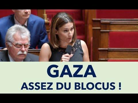 GAZA : ASSEZ DU BLOCUS !
