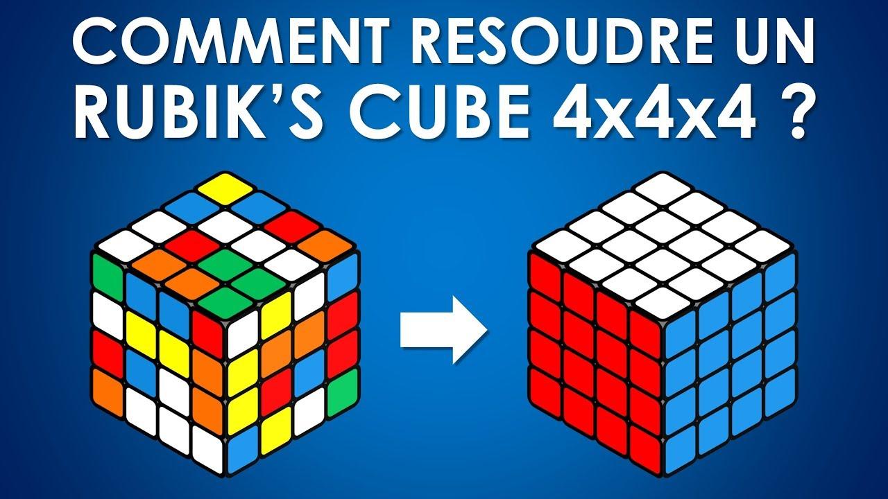 top brands best wholesaler good Comment résoudre un Rubik's Cube 4x4x4 ?