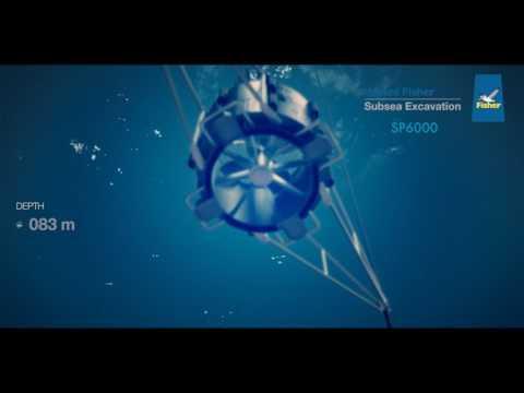 James Fisher Subsea Excavation's SP6000