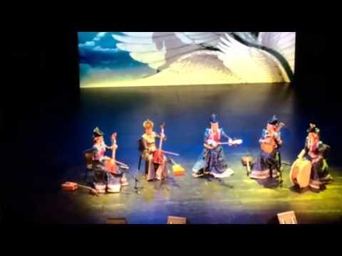 Great Love in Grassland-Instrumental