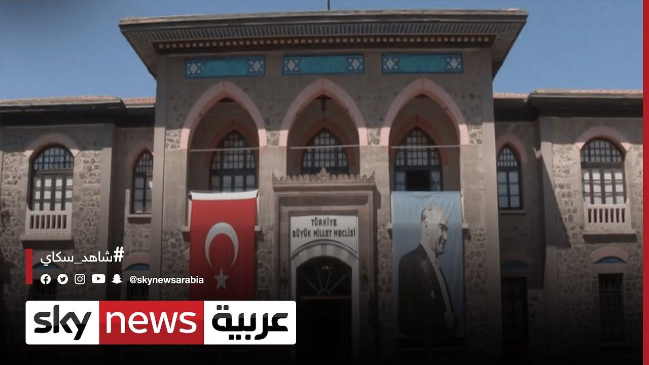 تركيا: وفد عسكري أميركي يزور أنقرة الخميس لبحث أمن مطار كابل | #مراسلو_سكاي  - نشر قبل 4 ساعة