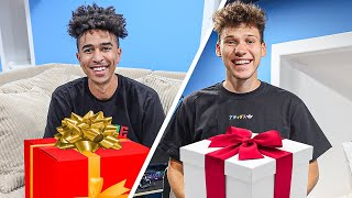 Surprising Roommates With Gifts For Joining 2HYPE!