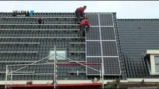 Vellema installatie zonnepanelen