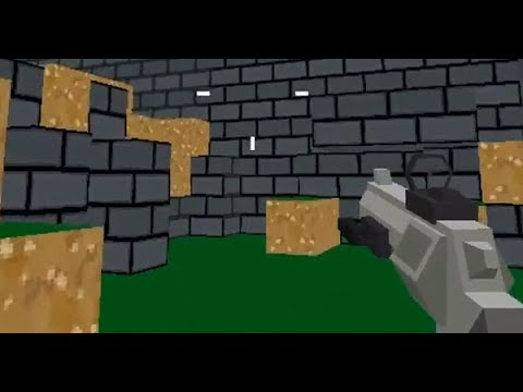 Crazy Pixel Gun Apocalypse 4 Full Gameplay Walkthrough