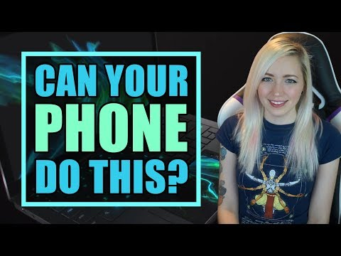 CAN YOUR PHONE DO THIS??? | Razer Project Linda, Nintendo Labo & Harry Potter Go!