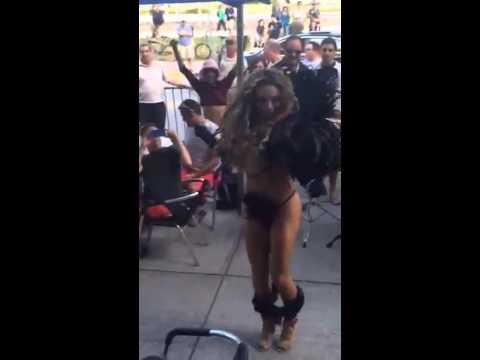 A lil Samba at Palace - South Beach