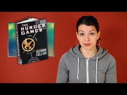 The Hunger Games Novel & Katniss Everdeen