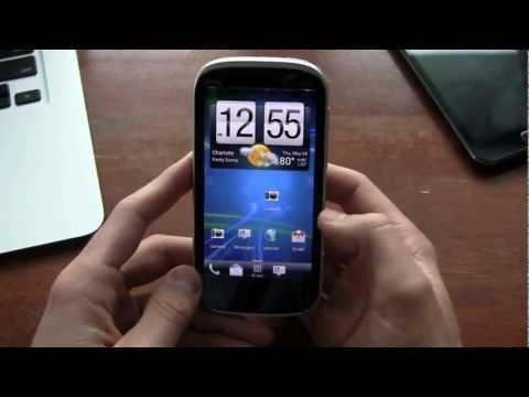 HTC Amaze 4G Ice Cream Sandwich Walkthrough
