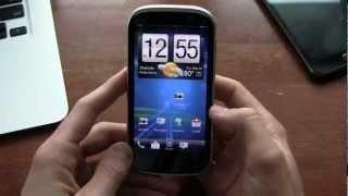 HTC Amaze 4G Ice Cream Sandwich Walkthrough