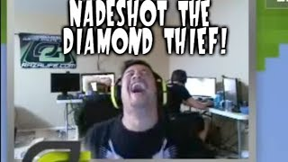 One of HECZWE's most viewed videos: NaDeSHoT The Diamond Thief powered by @GAEMS_PGE