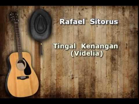 Tinggal Kenangan Videlia - Rafael Sitorus (With Lyric Karaoke)