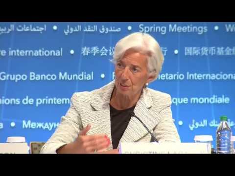 Christine Lagarde on the Chinese economy