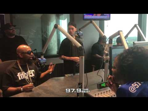 Tech N9ne Talks About His Cult Following, Signing Darrein Safron, & More [97.9 The Beat]