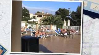 Hotel Palma Nova, Palma Nova, Majorca, Real Holiday Reports.wmv
