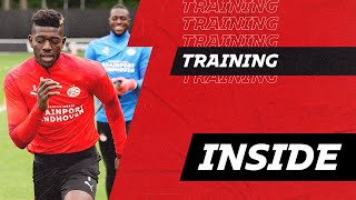Hard work, Sangaré, tiki taka, Van Ginkel & more! 👀 | INSIDE TRAINING