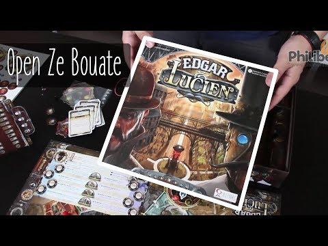 Open Ze Bouate - Edgar & Lucien