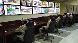 جهود متتابعة لكافة قطاعات وزارة الحرس الوطني في الجنادرية 33