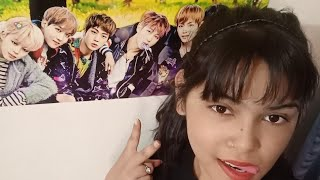 Indian girl love BTS....  Daily chitchat and Am K-pop lovers