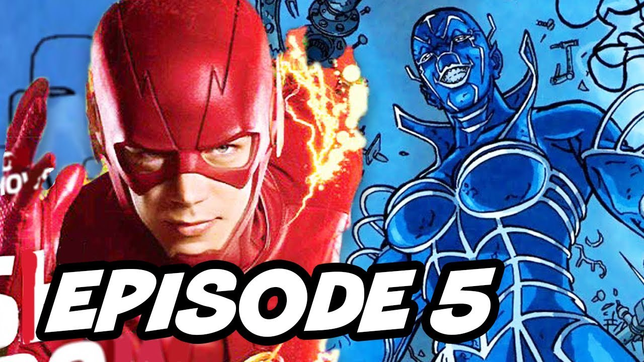 The Flash Season 4 Episode 5 Breakdown