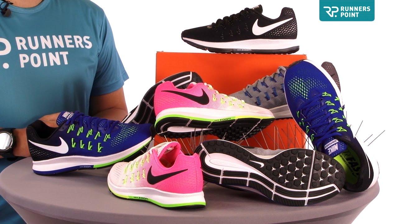 Nike AIR ZOOM PEGASUS 33 - YouTube 92919aa719