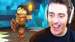 Minecraft 2 - Trailer Reaction (hytale)
