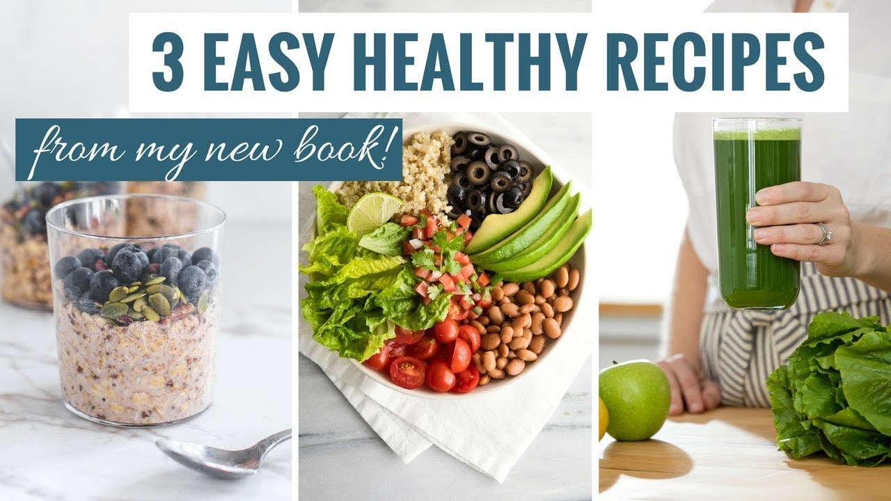 3 easy gluten free vegan recipes from my new book breakfast 3 easy gluten free vegan recipes from my new book breakfast lunch snack forumfinder Gallery