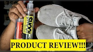 """HOW GOOD IS """"SHOO!!!"""" The Ultimate shoe cleaner (Product Review)"""