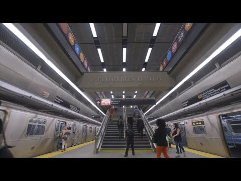 2nd Ave Subway - New York's first new subway in over 70 years