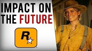 How Red Dead Redemption 2 May Change Gaming Forever... (Realism, Immersion & Open World Details)