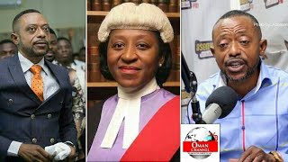 UK based Ghanaian Nana Heema took Owusu Bempah to Cour.t Over.....