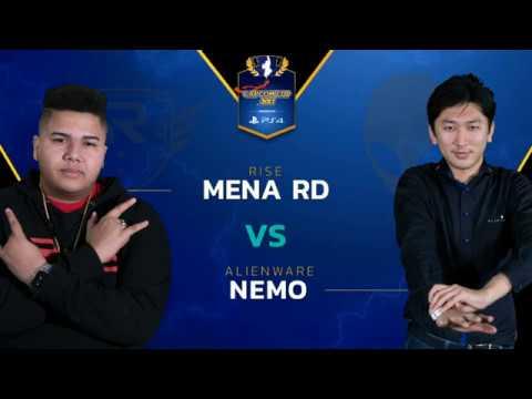 SFV: Rise | Mena RD vs AW | Nemo - Capcom Cup 2017 Loser FInals - CPT2017