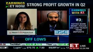 Mahindra Finance's solid Q2; Ramesh Iyer discusses company's trend on ET Now