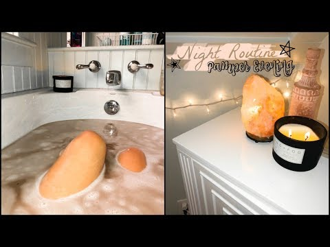 My Pamper Routine/ At Home Spa Day