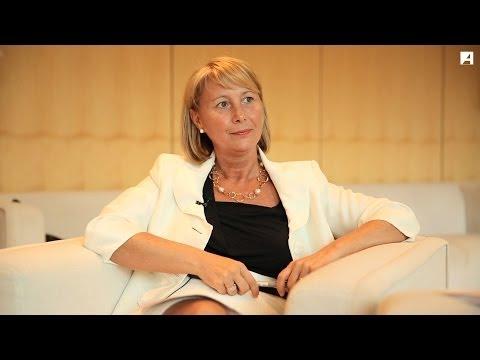 Argentina Szabados in the KAS - Interview (original, english)