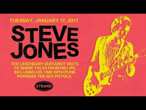 Steve Jones | Lonely Boy: A Memoir