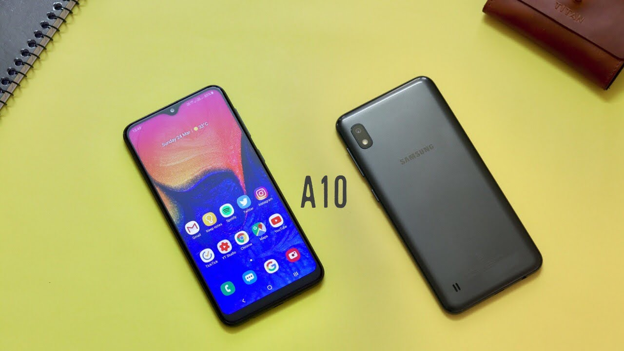 Samsung Galaxy A10 Detailed Review!!