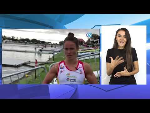 Isa Contreras medalla de plata en la Copa del Mundo disputada en Hungría