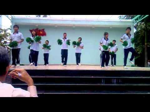 giải nhất nhảy cổ động Trường Chinh - C9