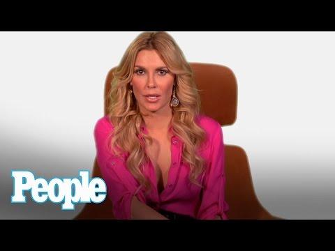 Brandi Glanville: Why Lisa Vanderpump and I Aren't Speaking  People