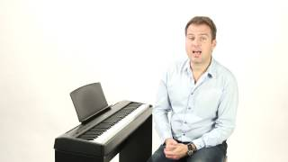 KAWAI ES110 Digitalpiano DEMO - DEUTSCH