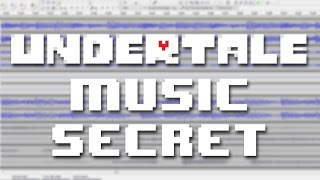 "Crazy Undertale Music Secret - What ""The Choice"" Is Hiding"