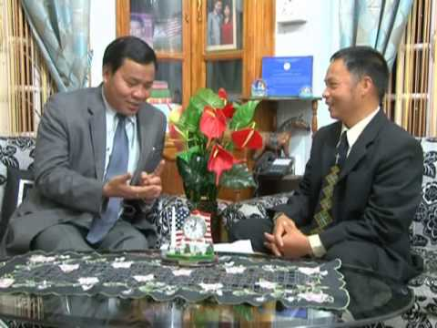 LAIRAM MEDIA GROUP-Pu.C.Ngunliancung Minister of State Kawmhnak