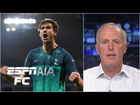 Ex-Premier League ref says Llorente's goal in Man City vs. Spurs was legit | Champions League